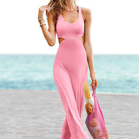 Cut-out Bra Top Maxi Dress - Victoria's Secret