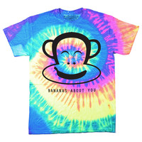 Bananas For You Tie Dye T-Shirt