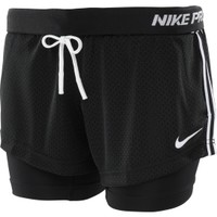 Nike Women's Double Up Shorts | DICK'S Sporting Goods