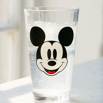 Mickey Pint Glass | Urban Outfitters