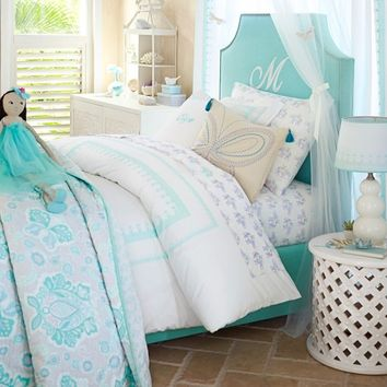Elyse Quilted Bedding | Pottery Barn Kids