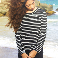 Margaret Striped Longsleeve Top