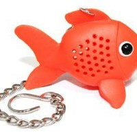 Gold Fish Tea Infuser (by Suck UK)
