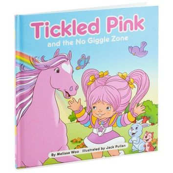 Rainbow Brite™ Tickled Pink and the No Giggle Zone Book