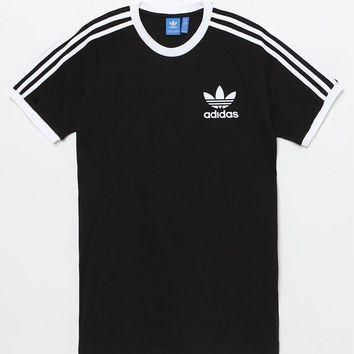 adidas California Black T-Shirt at PacSun.com