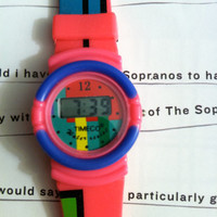 Vintage Timeco 1980's Watch