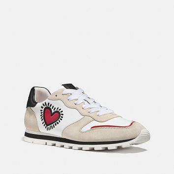 Coach X Keith Haring C118 Runner