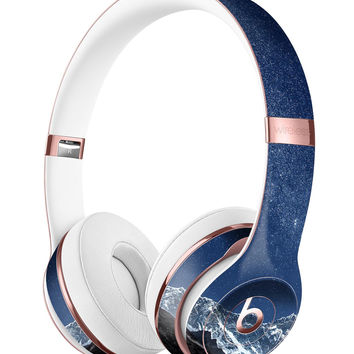 Starry Mountaintop Full-Body Skin Kit for the Beats by Dre Solo 3 Wireless Headphones