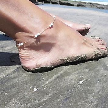 Personalized Fashion Hand-made Beads Anklets = 1838921988