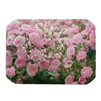 "Sylvia Cook ""The Fairy Rose"" Pink Floral Place Mat"