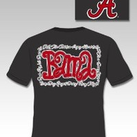 Bama Words - Ladies Small - T-Shirt