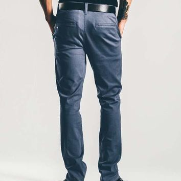 RSQ Seattle Mens Skinny Tapered Stretch Chino Pants | Pants