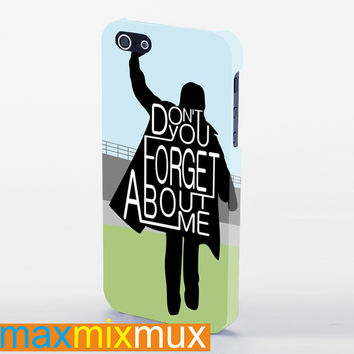 The Breakfast Club iPhone 4/4S, 5/5S, 5C Series Full Wrap Case