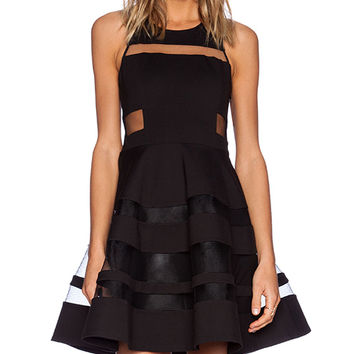 Parker Conner Dress in Black