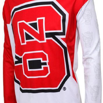 NCAA Men's Adrenaline Promotions North Carolina State Wolfpack MTB Cycling Jersey