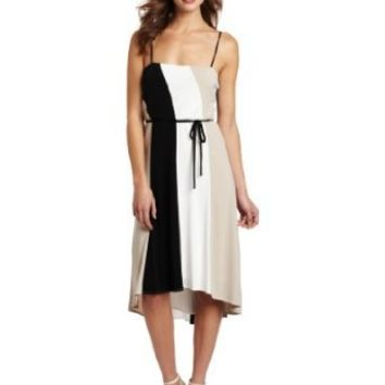 Calvin Klein Women's Color Block Dress