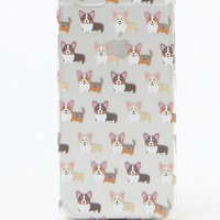 LA Hearts Corgi iPhone 6+/6+s Case - Womens Scarves - Multi - One
