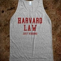 Harvard Law - Lazy Sundays