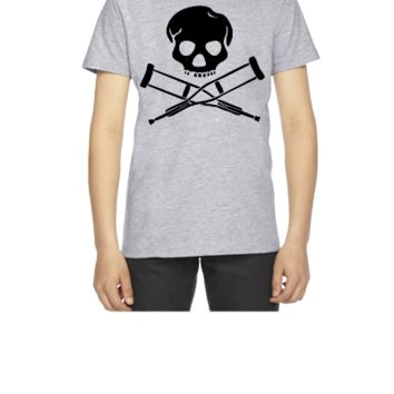 Jackass Skull - Youth T-shirt
