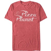 Retro Toy Story Pizza Planet Mens T-Shirt