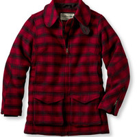 Maine Guide Wool Parka, PrimaLoft: Casual Jackets | Free Shipping at L.L.Bean