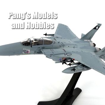 Boeing F-15C (F-15) Eagle - USAF 33rd FW - 1/72 Diecast Metal Model by JC Wings