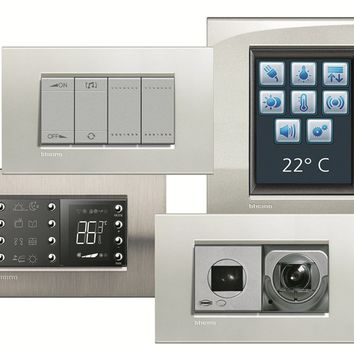 HOME AUTOMATION SYSTEM MYHOME | HOME AUTOMATION SYSTEM | BTICINO