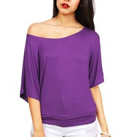 Cold+Shoulder+Dolman+Top