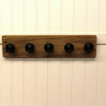 Jewelry / Scarf / Hat Rack / leash holder hand made from reclaimed wood - Rustic / Cottage Chic / Beachy Style