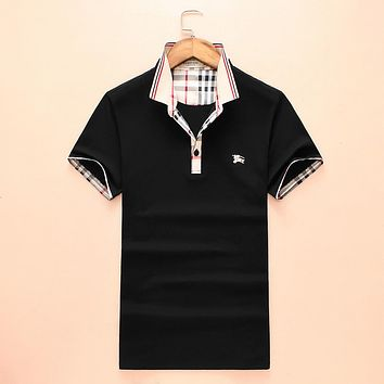 Boys & Men Burberry T-Shirt Top Tee