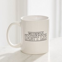 Friends Don't Lie Mug | Urban Outfitters