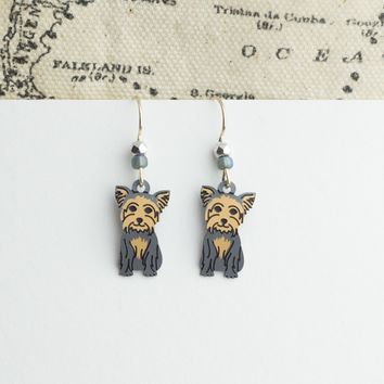 Dog Lover Earrings - pick your breed
