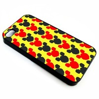 Mickey Mouse Pattern | iPhone 4/4s 5 5s 5c 6 6+ Case | Samsung Galaxy s3 s4 s5 s6 Case |