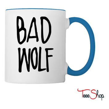 Bad Wolf Coffee & Tea Mug