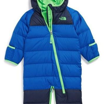 The North Face Infant Boy's 'Lil Snuggler' Water Resistant Down Bunting,