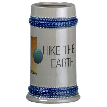 TOP Hike The Earth Classic White Coffee Mug