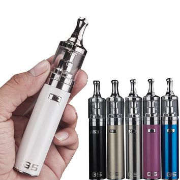 2200mAh Electronic Tube Kit High Vape E Pen Cigarettes Vapor Mini Portable Tank