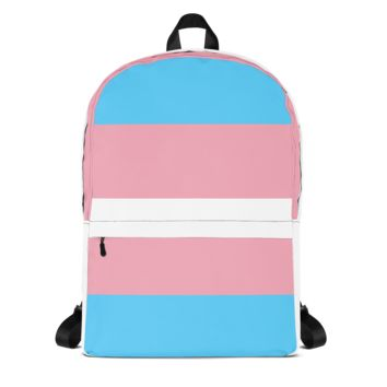 Trans Pride All-Over Backpack