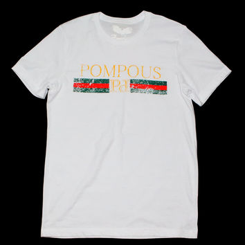 Pompous ~ Unisex T-shirt by American Anarchy Brand