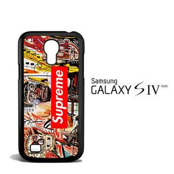 supreme to release collection featuring basquiats V1635 Samsung Galaxy S4 Mini Case