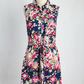 The Equatorial Deal Dress | Mod Retro Vintage Dresses | ModCloth.com