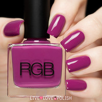RGB Violet Nail Polish (Core Collection)