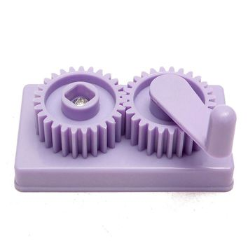 Useful Paper Quilling Tool Quilling Crimping Crimper Tool Wheel for Handmake Card Paper Crafts Flower Artwork Tool Color Random