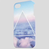 Ankit Cloud Triangle L Iphone 5/5S Case Pastel One Size For Women 23531995201