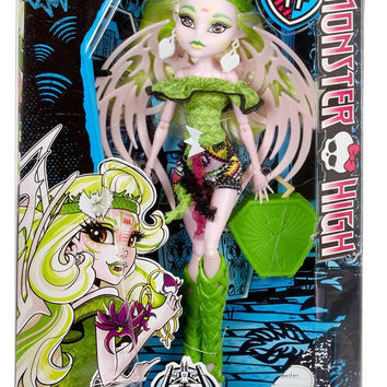 Monster High Brand-Boo Students Scaremester Batsy Claro Fashion Doll