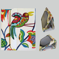 iPad Cover Hardcover iPad Case iPad MIni Cover iPad Mini Case Custom iPad iPad 2 iPad 3 iPad 4 Cover Tropical Bird