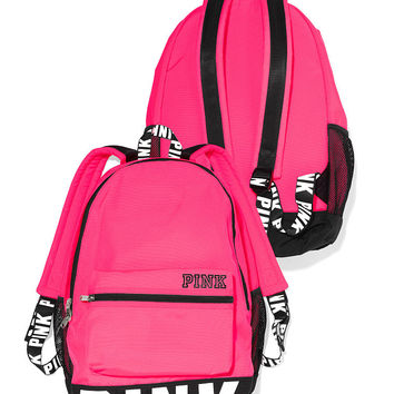f7e0e6b5ee Campus Backpack - PINK - Victoria s from Victoria s Secret