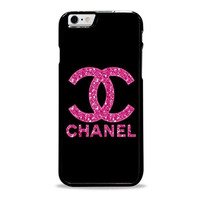 chanel glitter logo fashion Iphone 6 plus cases