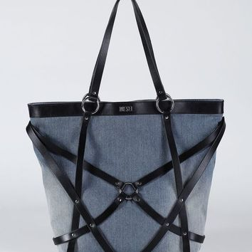 Diesel THE BONDAGE BAG Handbag - Diesel Official Online Store
