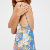 Free People Blue Skies Slip Dress